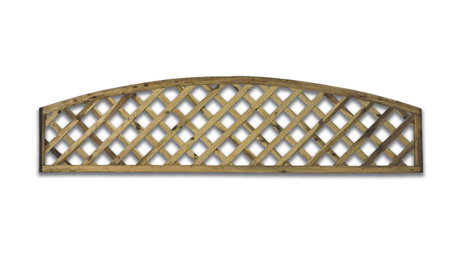 Rose Elite Diamond Trellis Arch