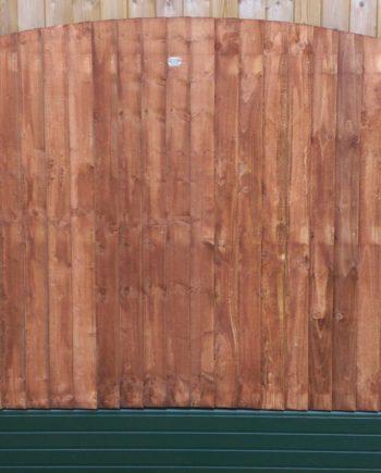 Arch Closeboard Panel