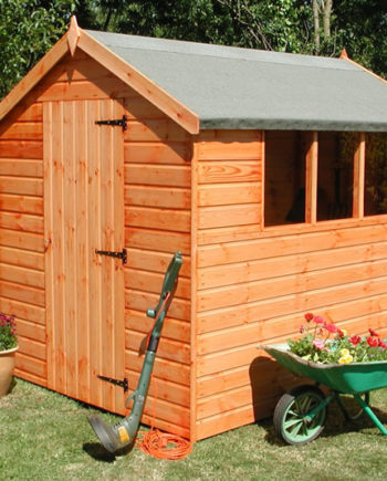 Super Strong Shed